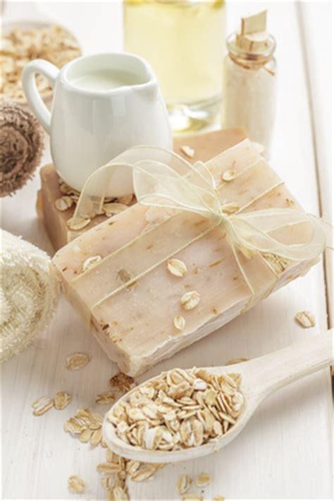 Seife Selber Machen Mit Hafer, Milch Und Honig