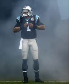 Carolina Panthers Cam Newton Superman