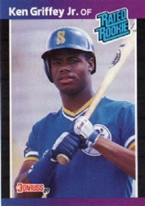 1989 Deck Ken Griffey Jr Error by 46 Best Images About Baseball Mariner On