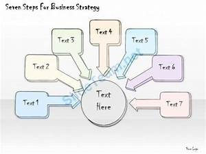1113 Business Ppt Diagram Seven Steps For Business