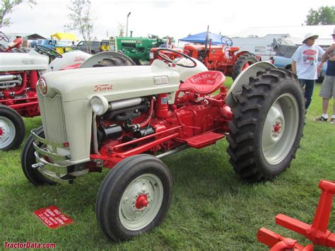 Ford Jubilee by 1954 Ford Golden Jubilee Naa Tractor