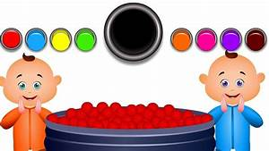 Learn Colors For Babies & Many More Kids Songs ...