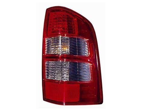 feu arriere ford ranger feu arri 200 re droit ford ranger 2006 2009 optiques et phares 2001 2007 ranger ford