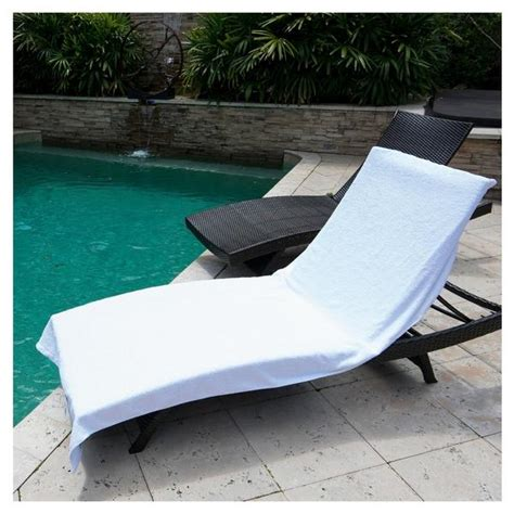 winter park towel  resort terry lounge chair towel