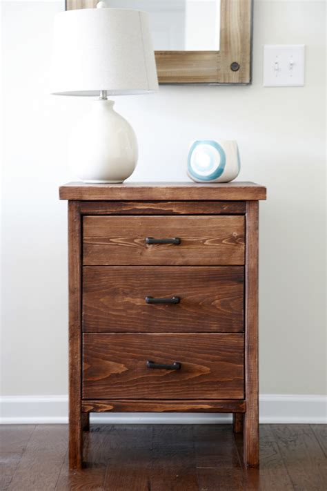 ana white chest  drawers   work bench diy