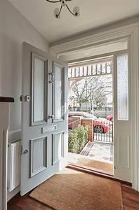 Victorian, Style, Front, Door