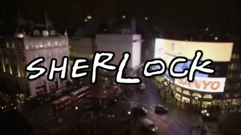 friends bbc intro sherlock