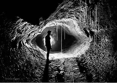 Caves Monochrome Yr Ogof Dan