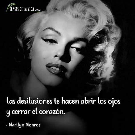 100 frases de Marilyn Monroe que reflejan su personalidad ...