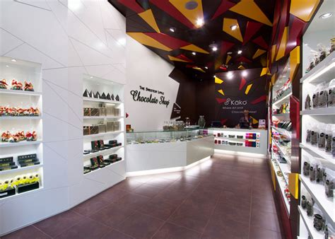 sweetest  chocolate shop  indesign auckland