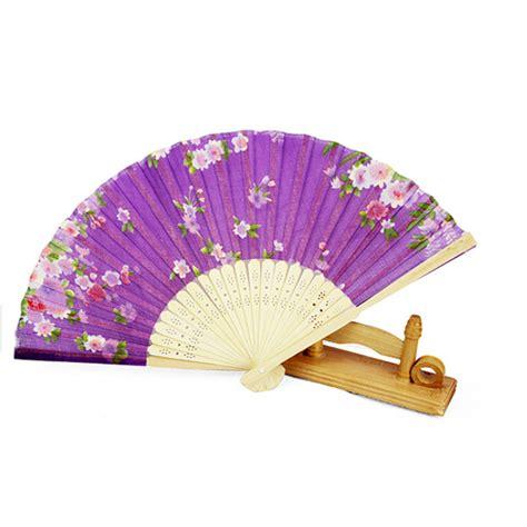 japanese silk hand fans flower chinese japanese silk bamboo fan dance folding hand