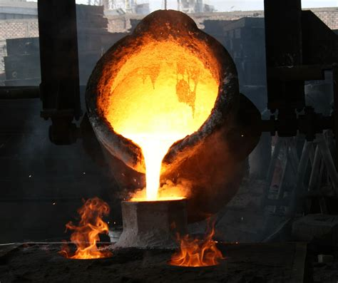 Working with a Historic Foundry   General Kinematics
