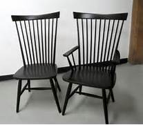 Farm Style Kitchen Chairs by Black Federal Style Dining Chair Farmhouse Dining Chairs Boston By EC