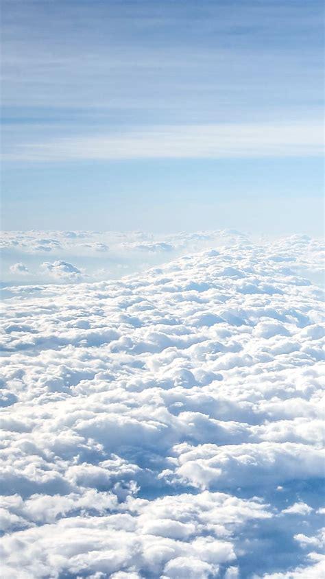 clouds in a blue sky blue sky wallpaper blue sky clouds