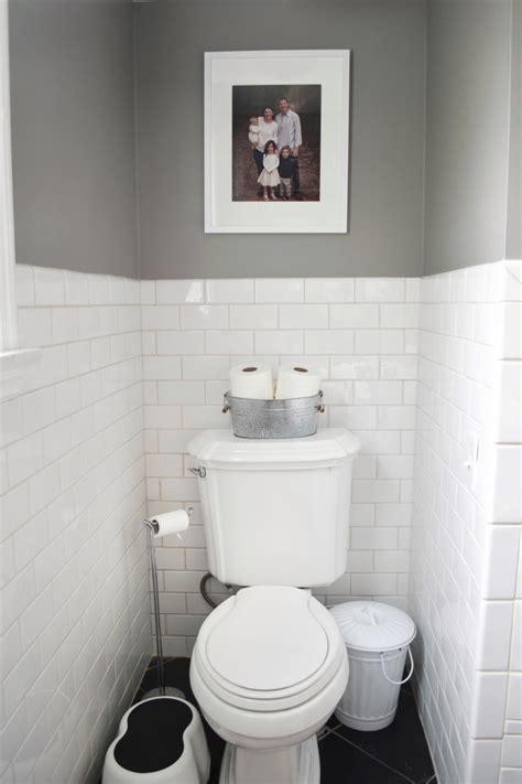 kids farmhouse bathroom reveal  toms  maine