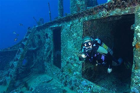 Shipwreck Bali by Tulamben Ship Wreck Dive Tour And Activities In Bali