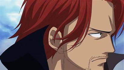 Shanks Piece Gambar Animasi Marineford Wikia Anime