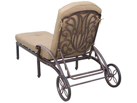 chaise metal vintage darlee outdoor living standard elisabeth cast aluminum