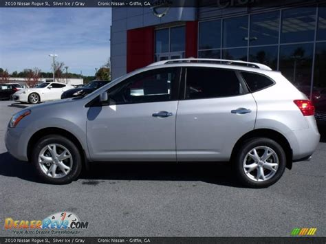 2010 Nissan Rogue by Nissan Rogue Sl 2010 Autos Post