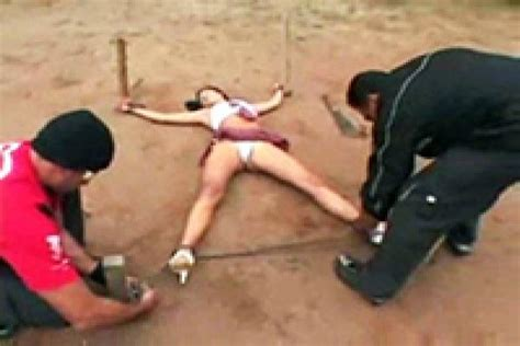 brazilian schoolgirl Intercepted Tied And Brutally Molested On Her Way Home Fuqer Video