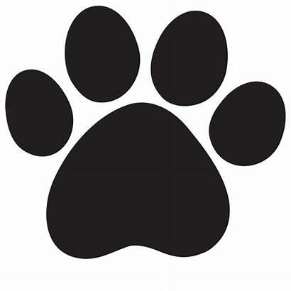 Paw Clipart Transparent Jaguar Clip Pawprint Dog