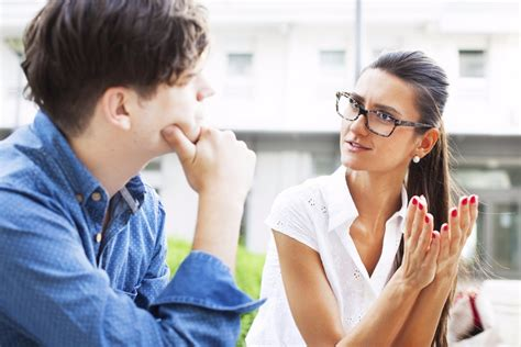 stop interrogating  customers  start listening