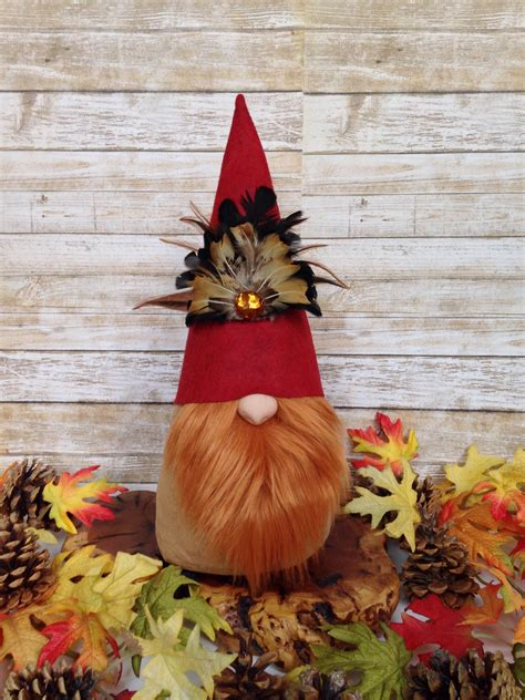 gnome  fall  thanksgiving nordic gnomes tomte