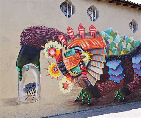 mexican mural artists curiot new mural in mexico city mexico streetartnews
