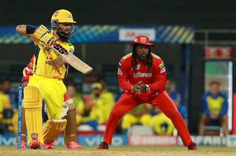 Indian Premier League: CSK beat PBKS by 6 wickets ...