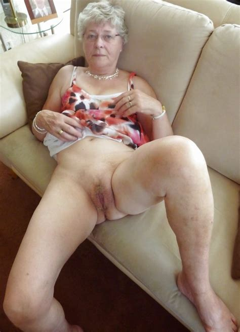 Granny Shows Hairy Cunt Mature Porn Pics