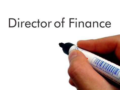 Write a Director of Finance Job Description | Robert Half
