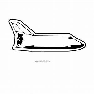 Space Shuttle Outline Tattoo - Pics about space