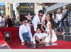 Simon Cowell receives star on Hollywood Walk of Fame at