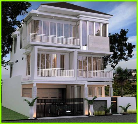 model rumah  lantai  mewah