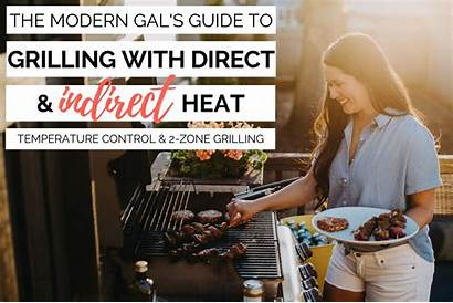 Grill Heat Indirect Grilling Zones Temperature Butter