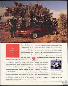 Vintage Car Advertisements Of The 1990s  Page 4