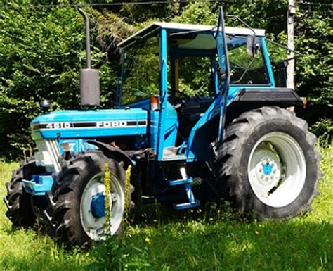 Used Ford 4610 For Sale
