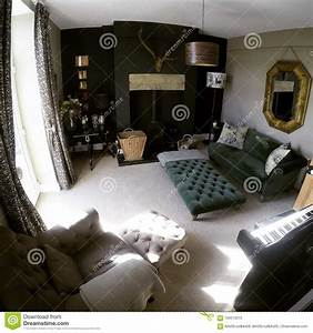 Living room design stock image image of retail rustic for Interior decorators yorkshire