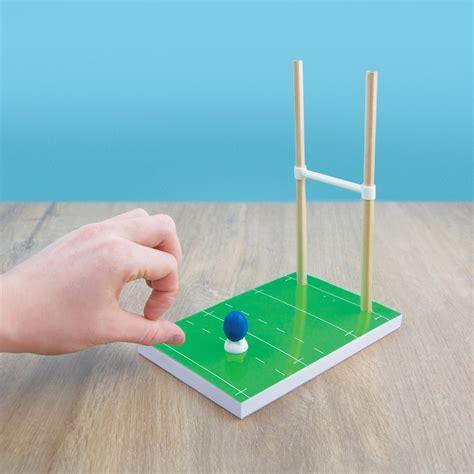 accessoires de bureau originaux accessoires de bureau en forme de mini jeu de rugby sur