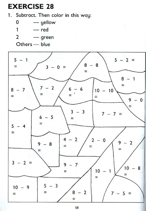 division worksheets primary singapore maths worksheets 1000 images about singapore math on subtraction