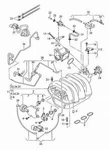Audi Q5 Solenoid Valve Secondary Air Control Valve