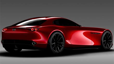 mazda s rotary engine will finally return in 2019 as a range extender in an ev report