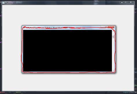 console terminal windows 7 python how can i embed a windows system terminal console