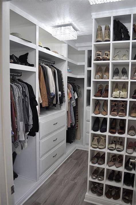closet makeover walk  closet design diy walk