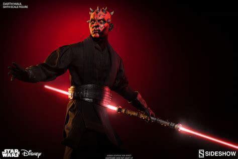 Sideshow Star Wars Ep I 1 Phantom Menace Darth Maul Dark