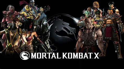 Mortal Kombat All Characters Mortal Kombat X All Characters Who Died During The Mortal
