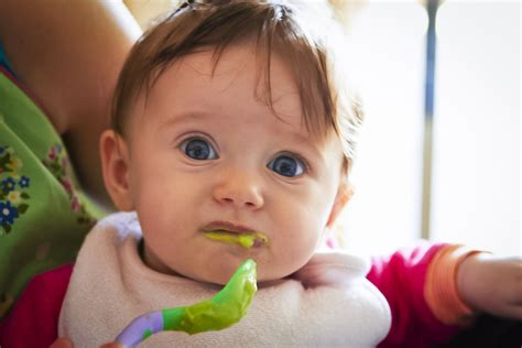 Our Baby Centered Approach To Introducing Solids