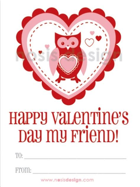 Printable Happy Valentines Day Images