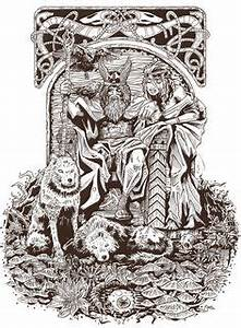 Symbole Mythologie Nordique : valkyrie vikings runes and norse lore mythologie nordique nordique et celtique ~ Melissatoandfro.com Idées de Décoration