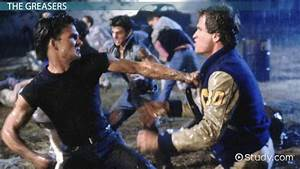 The Outsiders Gangs: Greasers vs. Socs - Video & Lesson ...
